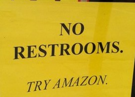 No Restrooms
