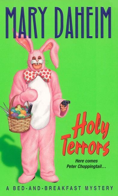 Holy terrors green