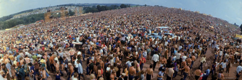 John-dominis-wide-angle-overall-of-huge-crowd-facing-the-distant-stage-during-the-woodstock-music-and-art-fair
