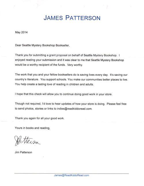 Patterson letter 2111