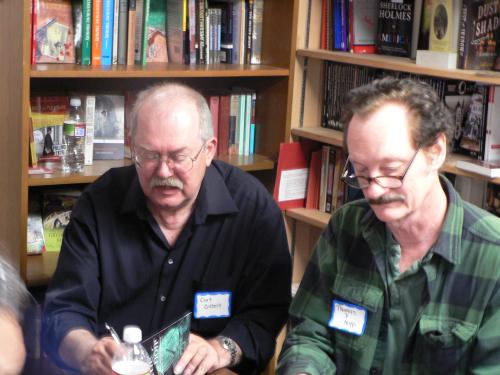 Colbert and Hopp